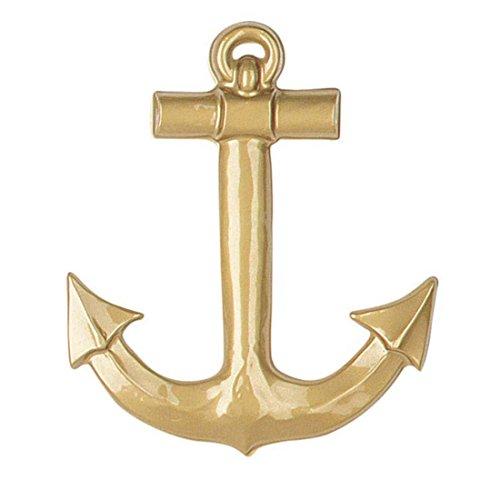 Maritime Dekoration Anker Maritim Deko Aluminium Schiffsanker Bootsanker Wand