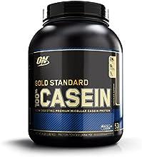 Optimum Nutrition Gold Standard 100% Casein Suplemento para Deportistas, Sabor de Chocolate - 1816 gr