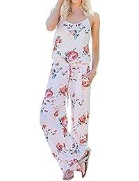 4af6b461b8c Amazon.co.uk  White - Jumpsuits   Playsuits   Women  Clothing
