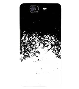 PRINTSWAG PATTERN Designer Back Cover Case for MICROMAX A350 CANVAS KNIGHT