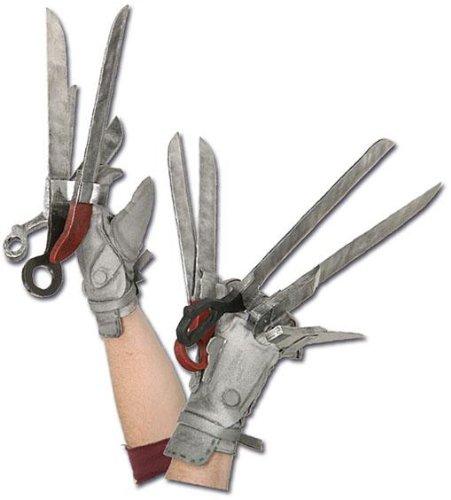Edward mit den Scherenhänden (Handschuhe Edward Den Scherenhänden Kostüm Mit)