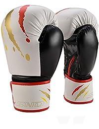 P Prettyia Guantes de Dedo de Boxeo para Hombres y Mujerers