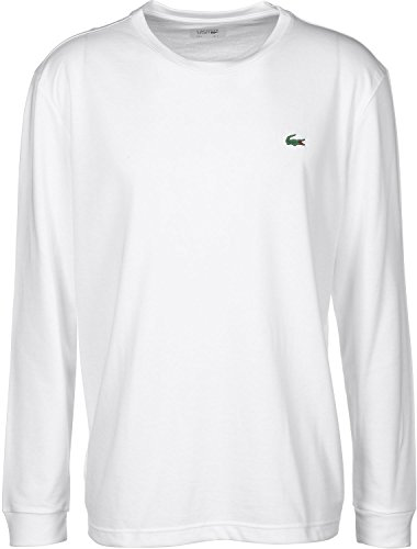 Lacoste Herren T-Shirt Th0123 White 001