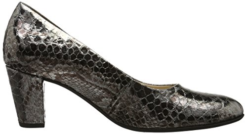Gabor Damen Comfort 62.15 Pumps Grau (anthrazit 92)