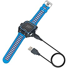 Garmin Forerunner 920X T GPS multideporte reloj de batería–ifeeker Reemplazo USB cargador de carga adaptador de alimentación cable de carga Cable de carga Dock para cuna de datos para Garmin Forerunner 920X T GPS deporte reloj