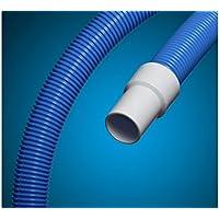 Espiroflex Transflot - Manguera piscina, diámetro de 38 cm, 8 m, color azul