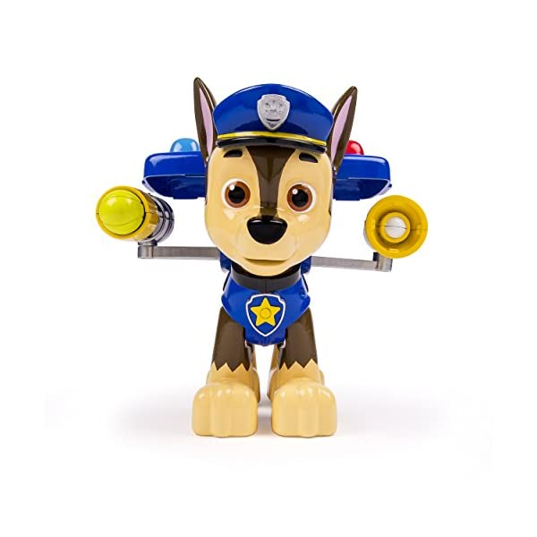 Paw Patrol Pup Acción Jumbo - Chase 2