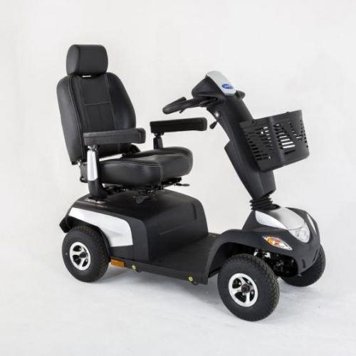 Invacare Elektromobil Orion Pro, 10 km/h, silber