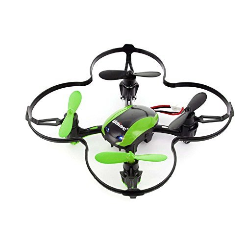 UDI U839 - Drone quadricottero Nano radiocomandato, 3D, 6 Assi, 2.4G, 4 canali