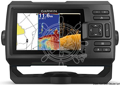 Osculati Echo Striker Plus 5cv Garmin