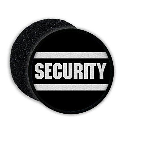 Copytec Klett Patch mit Flausch Sicherheitsdienst Schützer Schutz Firma Objektschutz Body Guard #22504
