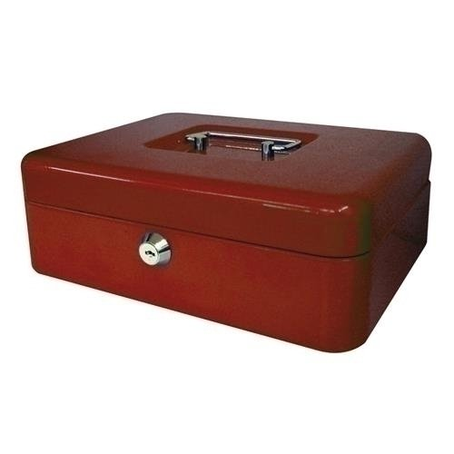 Btv serie ahorro - Caja caudales 11 80x150x115 rojo
