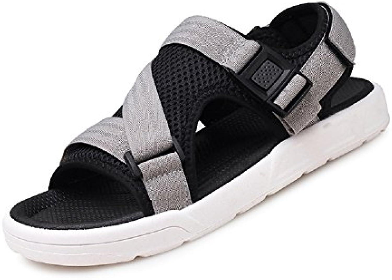 Deportes Sandalias Al Aire Libre Agua Playa Respirable Zapatos Verano Piscina Malla Casual Zapatillas para Hombre