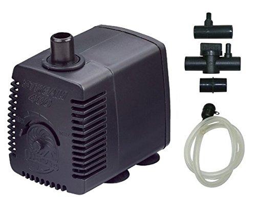Pumpe Wave Stream 480–System Tauchpumpe für das Recycling der Wasser (Sport-glas-system)