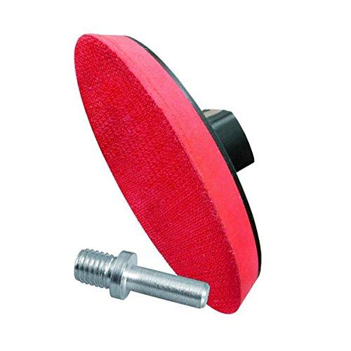 Proteco-Werkzeug® Klett-Teller Stützteller Polierteller 115 mm gedämpft Schleifteller