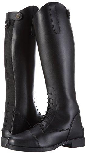 HKM Bottes d'équitation pour femme New Fashion Noir - Noir