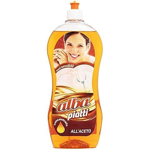 Alba - Piatti, Detergente all'Aceto , 1.25 l