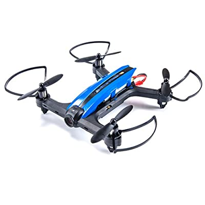 WSWRJY Drones,Drone Camera,2.4Ghz Mini Folding 4 Ch 6 Axis Fpv Wifi Camera 720P Hd Hover Altitude Hold Headless Mode Rc Quadcopter Aircraft Drone