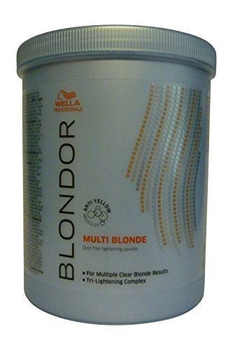 Wella Blondor Lightening (Blondor Multi Blonde Haarpuder, zum Aufhellen, 800g)