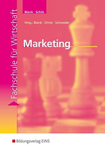 Marketing: Fachschule für Wirtschaft: Schülerband