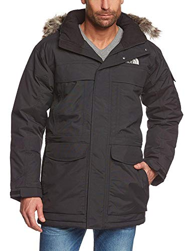 The North Face Herren Parkajacke McMurdo, tnf black, S, T0A8XZJK3