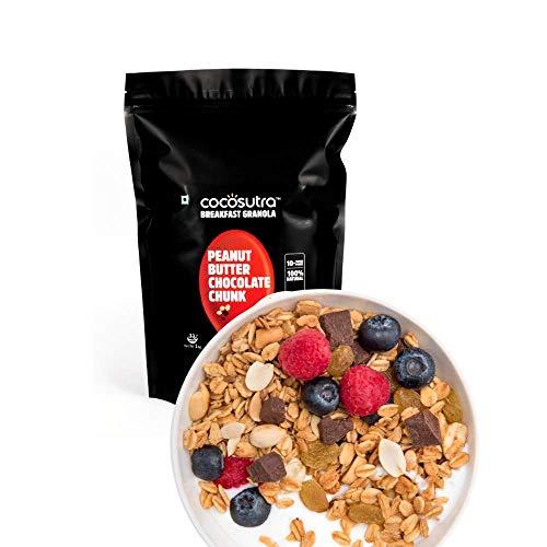1. Cocosutra Breakfast Granola