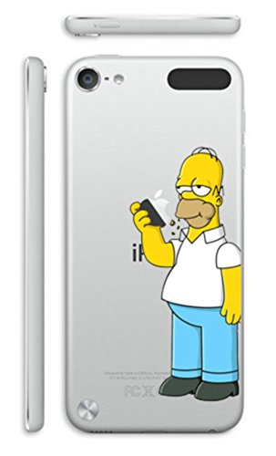 Phone Kandy® Clear/Transparent klar/durchsichtig hard case for iPod Cartoon Hülle Abdeckung Haut tascen (Typ-1-, iPod Touch 5) (Despicable Me Iphone 4 Fall)