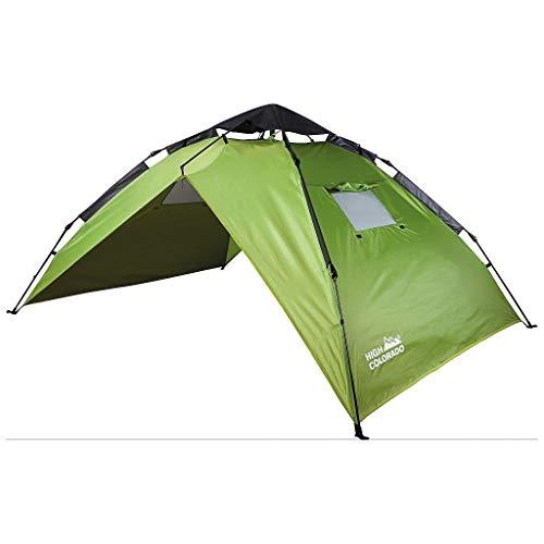 High Colorado Umbrella 3 Personen Easy UP Zelt 131766-6000 Grün