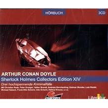 Sherlock Holmes Collectors-Edition XIV: Drei Kriminalgeschichten