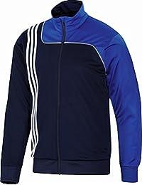 Adidas Sereno 11 - Chándal de fútbol sala para hombre, tamaño S (162 cm), color azul