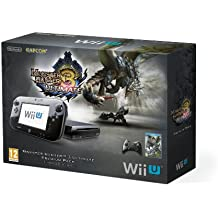 Console Nintendo Wii U 32 Gb black - 'Monster Hunter 3 - Ultimate' premium pack [import anglais]
