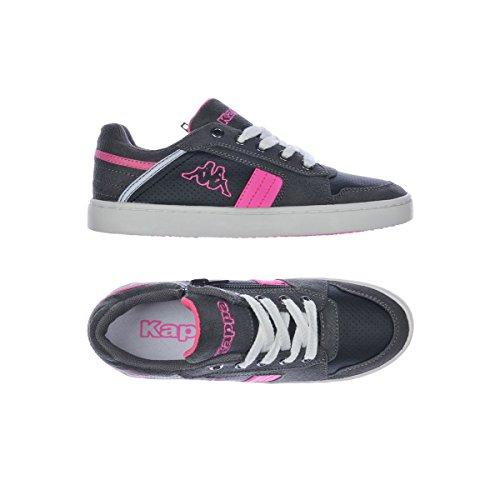 Sneakers - Valessia 2 Kid - Bambini BLACK-FUXIA