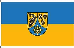 Hissflagge Wendisch Rietz - 120 x 200cm - Flagge und Fahne