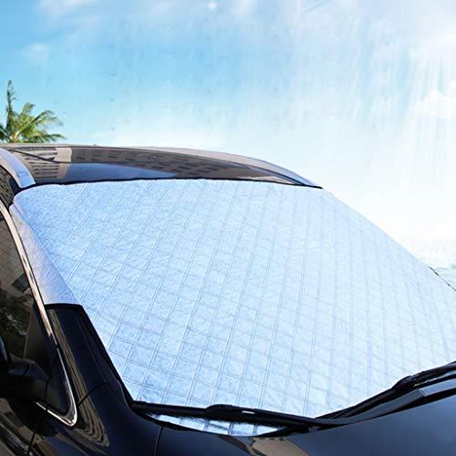 Auto Windschutzscheibe Abdeckung Winter Verdichten Auto Sonnenschirm Abdeckung