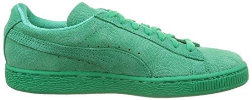 Puma Classic Col Damen Sneaker Grün - Vert (Simply Green/Simply Green)