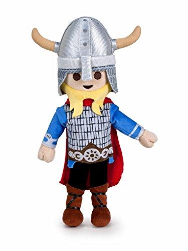 Famosa Softies - Playmobil Peluche 30 cm Vikingo, 1 (760015048)