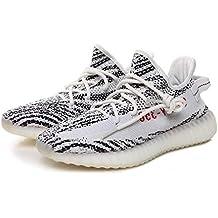 Men V2 Sneakers Neutral Adult Mesh Zapatillas para Correr Transpirables Zapatos Deportivos Ligeros Zapatos Casuales (