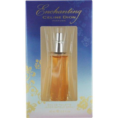 Celine Dion Enchanting, Femme/Woman, eau de toilette, 15 ml