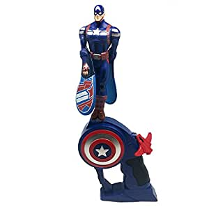 Bandai 52479 Flying Heroes Captain America - Avengers