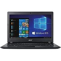 """Acer Aspire A114-31-C4AJ PC Portable 14"""" HD Noir (Processeur Intel Celeron, 4 Go de RAM, SSD 32 Go, Windows 10S) [Ancien Modèle]"""