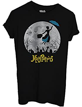T-Shirt MARY POPPINS ZOMBIE - MUSH by Mush Dress Your Style