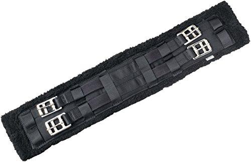 Symantec Norton 203018 Kurzgurt mit elastischem Fleece gefüttert 75 cm Schwarz
