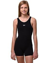 Speedo Girls Swimwear Essential Endurance+ Legsuit
