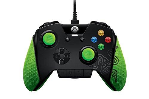 Preisvergleich Produktbild Razer Wildcat Anpassbarer eSport Controller (für Xbox One und PC,  Premium Gaming Controller mit 4 programmierbaren Tasten)