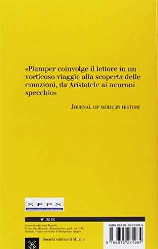 scaricare ebook gratis Storia delle emozioni PDF Epub