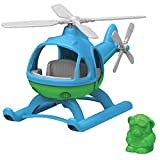 Greentoys- Elicottero, Colore Blu, GY-097