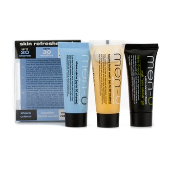 men-u-skin-refresher-set-shave-cream-15ml-healthy-facial-wash-15ml-matt-skin-refresh-gel-15ml-3pcs-b