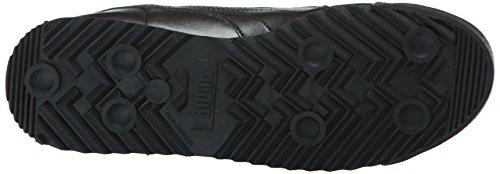 Puma Roma Metallic Sneaker Black-Dark Shadow
