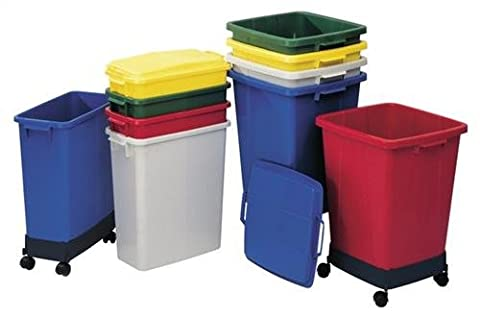 Multi Purpose Storage Containers–Capacity 90Litres L 510x 485x 600mm Blue