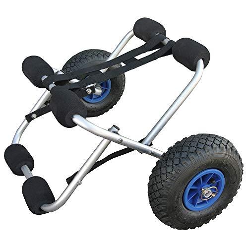 HIBO Transporträder Kajakwagen, Surfwagen, Kanuwagen, SUP-Wagen